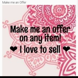 💞Accepting Reasonable offers 💞